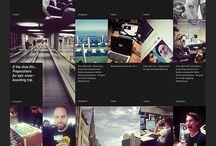 Web Design / Web Design Inspiration