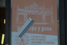 ¿Quién da la vez? / Campaña promocional del Mercado Central de Zaragoza. Del 1 de octubre al 23 de Noviembre de 2013.