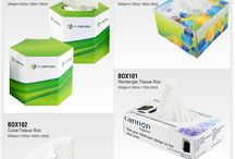 Tissue Boxes, Branded tissue boxes, branded tissue holders by Best Branding