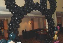 balloon arches / by Jessica Ballard