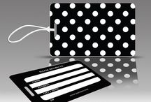 The Polka Dot Collection / The Polka Dot Collection features many unique, color combinations of polka dot designs.