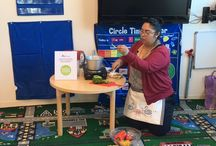 ICC Preschool Cooking Camp 2016 / At ICC Preschool cooking camp, kids learn to cook with with organic vegetables and learn healthy ways of cooking!