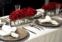 Dinner Party Ideas / These are items, ideas, gifts, decorations, or invitations I would like to include in some way in an upcoming dinner party. / by Kymberli