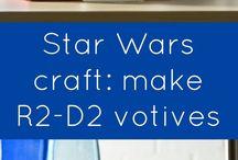 Star Wars R2-D2 projects