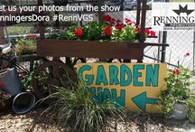 Vintage Garden Show 2014, Mt. Dora / Take a look at some of the great vintage garden items and displays from our 3rd Annual Vintage Garden Show at Renninger's Twin Markets in Mt. Dora, Florida. #RennVGS / by Renningers Antiques, Farmers, Flea Markets