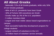 greek life info & statistics