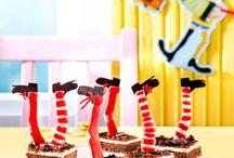 Pippi Langstrumpf / Kindergeburtstag, Motto-Party, Tischdeko, Raumdekoration, DIY-Ideen, Geburtstagsspiele