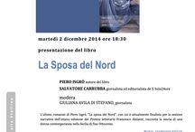 """Da """" La Sposa del Nord"""" libro di Piero Isgrò a Expò 2015"""
