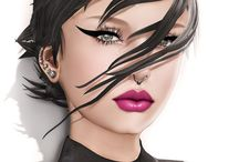 VIP FaceS Second Life