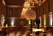 Ideas for Bath Assembly Rooms, Somerset / Ideas and examples of wedding and event decoration by Stress Free Hire at Bath Assembly Rooms, Somerset