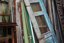 Old Door Repurpose Ideas