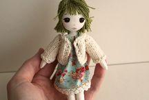 Tiny Dolls.