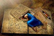 Reading / by Linda Murdock