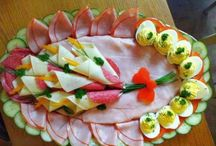 crudités fromage s