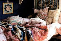 Bedrooms  / by Sheila Taylor