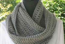Cluster Crochet Handmade Scarves / by Eileen Martinez