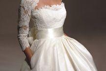 Fine kjoler...