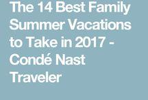 Summer Family Travels