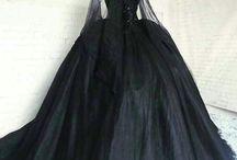 Dark Gothic Fashion ♥