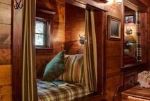 New cabin ideas