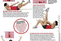 Workout/Health / by Shan Wall