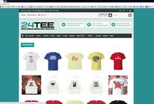 The New 24Tee.com! / come and check us out! http://www.24tee.com/