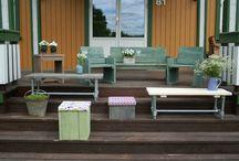 Møbler for barn / Møbler for barn i en tøff, nordisk stil.