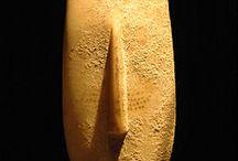 Cycladische kunst / Kunstobjecten uit de Griekse antieke
