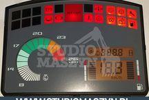 Claas serwis elektroniki maszyn rolniczych / Moduły elektroniczne z maszyn rolniczych Claas które naprawiamy.