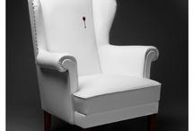 Memorial armchair / art, memorial, armchair, Memorial armchair, art installation,