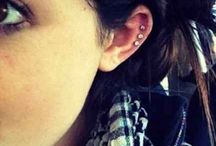 Piercings- the ones I like