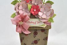 Flowers (tutorial, cards....)