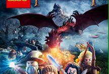 Lego Movie/Games