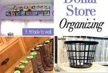 storage and organising ideas