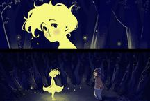 Stars, lights, universe