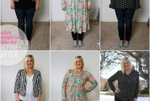 Weight Loss Clothes Transition