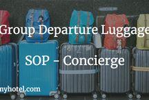 Concierge - SOP's and Training
