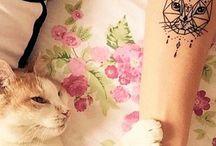 Cats Tatto