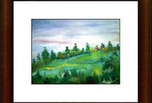 art / Oil and acrilic paintings,handmade art.