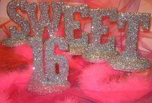 Sweet Sixteen party ideas