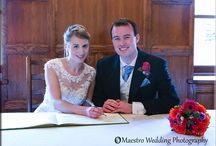 Emily and Chris / Their Wedding Ceremony at Deer Park Eckington Pershore Worcestershire.