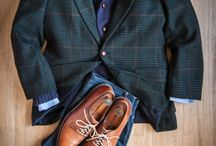 My Style / mens_fashion / by Quenton Hunt