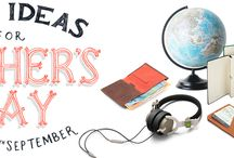 Fathers Day 2014 / by NoteMaker.com.au