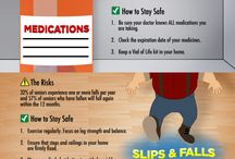 Safety Tips for Seniors / Safety and Health Ideas and Tips for Seniors.