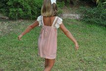 Φόρεμα για κορίτσια και μαμα