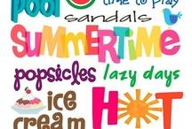 summertime :0) / by Jennifer Konie