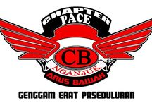CB NGANJUK CHAPTER PACE / Komunitas motor Honda Se Indonesia