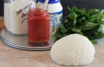 2 ing pizza dough recipe / Base for many