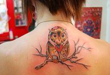 Tattoos / by Nancy Williams