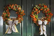Holiday Doors and Homes